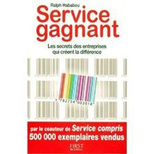Service gagnant, Ralph Ababou